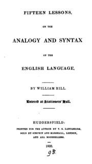 william hill english language