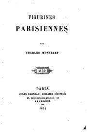 Figurines parisiennes