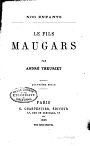Fils Maugars