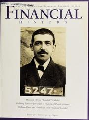 Financial History