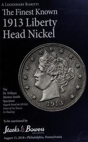 The Finest Known 1913 Liberty Head Nickel
