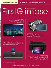 FirstGlimpse Volume 10 Issue 5