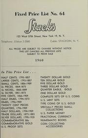 Fixed Price List No. 64