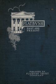 Flatbush, past & present
