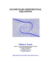 elementary differential equations william f trench pdf