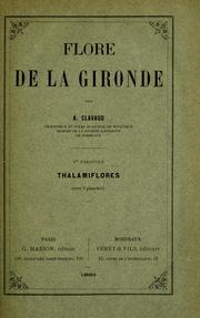 Flore de la Gironde