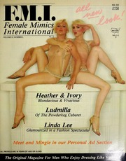 International Amateur Transvestites