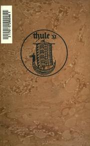 Vol 11: Fünf Geschichten aus dem östlichen Nordland. Übertragen von Wilh. Ranisch und Walter H. Vogt