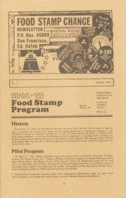 Jerry Schmmel's Newsletter on Food Stamp Tokens 1980-1989