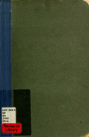 Forest fire protection by the states as described by representative men at the Weeks law forest fire conference
