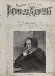 Frank Leslie's Popular Monthly: October 1883