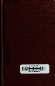 François de Bienville : scènes de la vie canadienne au XVIIe siècle