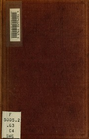 François-Xavier Garneau : sa vie et ses oeuvres