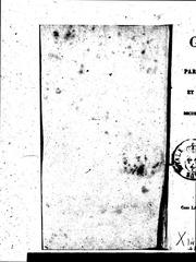 Gasconismes corrigés microforme