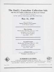 The Fred J. Casterline Sale