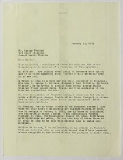 Harley L. Freeman Correspondence, File 3, 1954-1959
