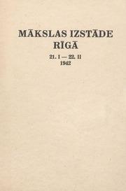 Makslas izstade Riga
