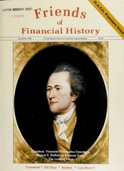 Friends of Financial History (#41)