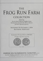 The Frog Run Farm Collection