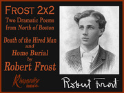 a literary analysis of the death of the hired man a poem by robert frost The death of the hired man robert frost was born on march and a great performer in the tradition of that earlier master of the literary vernacular, mark twain.