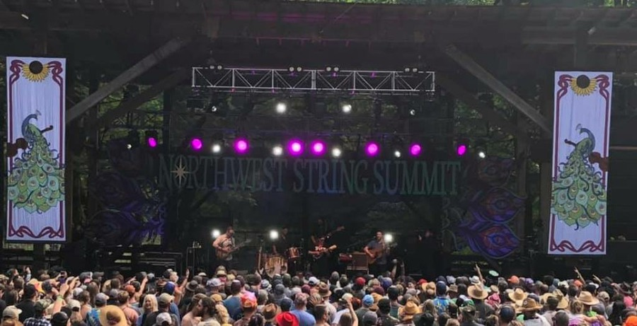 Fruition Live at Main Stage Northwest String Summit 2019 on 2019-07