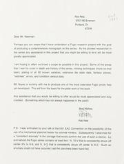Fugio Cent Correspondence: 1991-1999 (pg. 11)