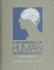 Fundamentals of human neuropsychology kolb bryan 1947 free fundamentals of human neuropsychology kolb bryan 1947 free download borrow and streaming internet archive fandeluxe Gallery