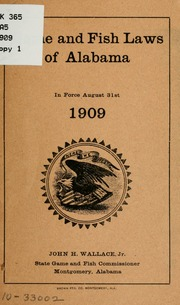 Game and fish laws of the state of montana the lacey for Montana game and fish