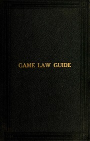 Fish law kentucky game and fish commission from old for Kentucky fish and game