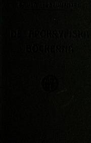 Gamla Testamentet de Apokryfiska Böckerna