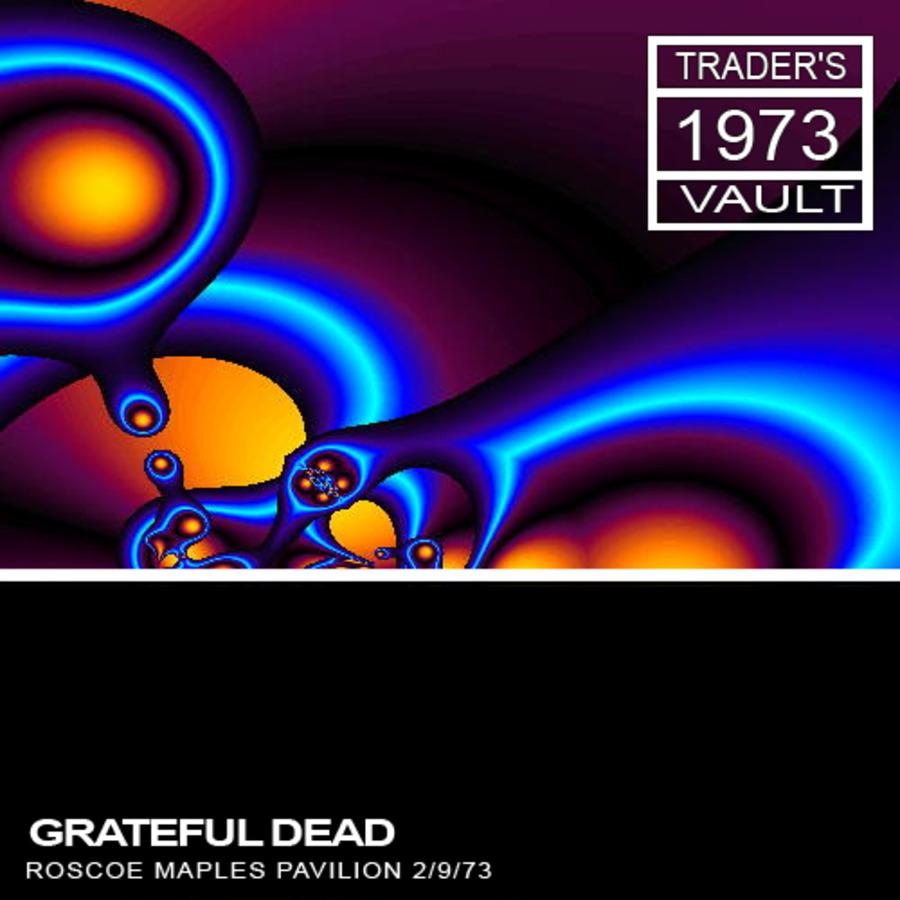 Grateful Dead Live at Roscoe Maples Pavilion, Stanford on