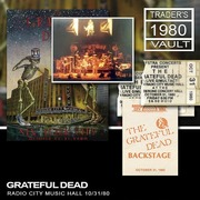 grateful dead live at radio city music hall on 1980 10 31 free download borrow and streaming. Black Bedroom Furniture Sets. Home Design Ideas