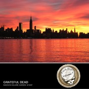 Grateful Dead Live At Madison Square Garden On 1987 09 18 Free Borrow Streaming Internet