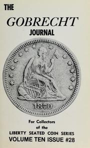 Gobrecht Journal #28