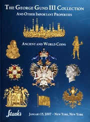 The George Gund III Collection and Other Important Properties: Ancient and World Coins