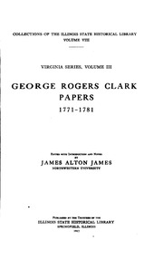 the legacy of george rogers clark essay You can read how george rogers clark won the northwest and other essays in western history by thwaites reuben gold in our library for absolutely free read various fiction books with us in our e-reader add your books to our library best fiction books are always available here - the largest.
