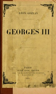 Georges III