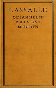 Vol 12: Gesammelte Reden und Schriften