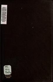 Gesammelte Schriften über die Wiederbelebung Bach-scher und Händel-scher Werke; mit einem Begleitwort des O. Reubke, und einem Anhang enthaltend Notenbeispiele