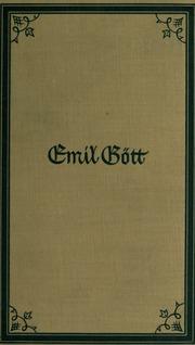 Vol 3: Gesammelte Werke;