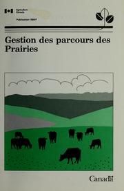 Vol 1589: Gestion des parcours des Prairies.