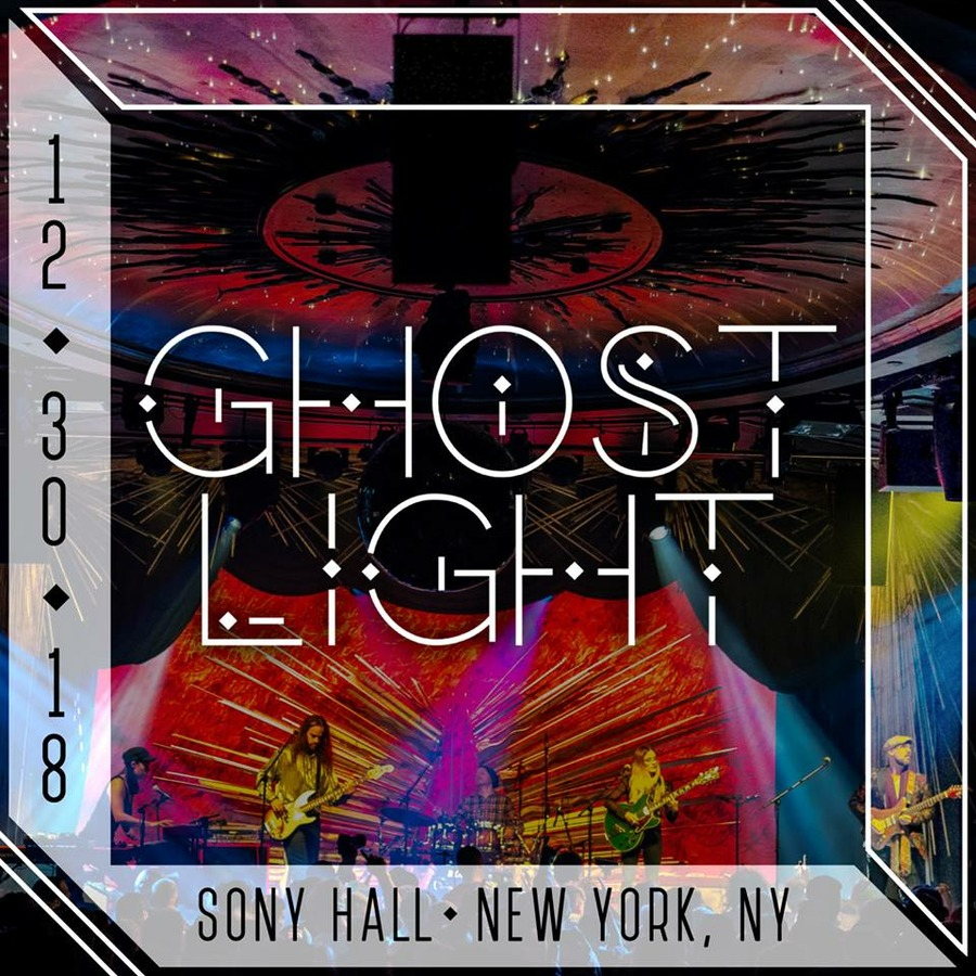 Ghost Light Live at Sony Hall on 2018-12-30 : Free Download, Borrow