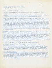 Gibbs Correspondence: 1927