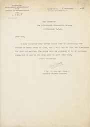 Gibbs Correspondence: 1938
