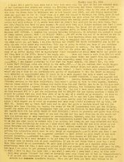 Gibbs Correspondence: 1955