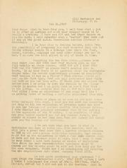 Gibbs Correspondence: 1957