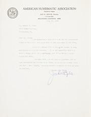 Gibbs Correspondence: 1965