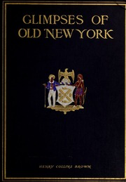 Glimpses of old New-York : ...