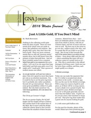 GNA Journal