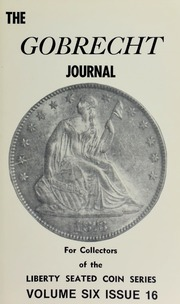 Gobrecht Journal #16
